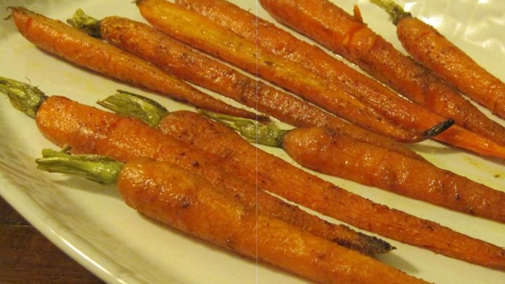 Chef John's Five-Spice Carrots