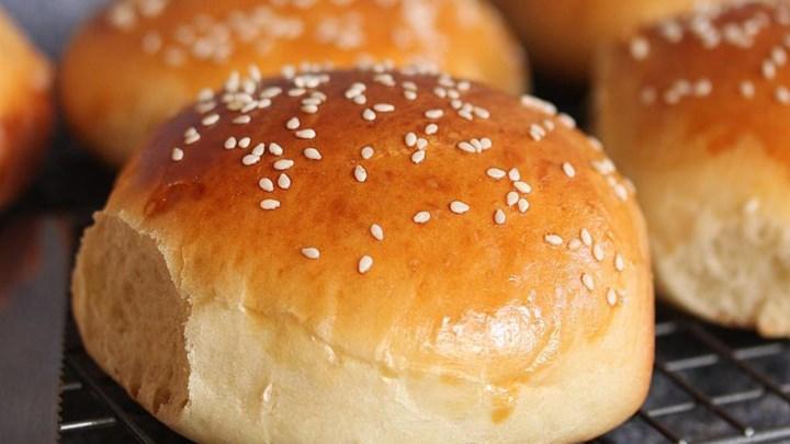 Belle's Hamburger Buns