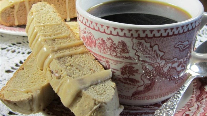 Maple Walnut Biscotti Recipe - Allrecipes.com