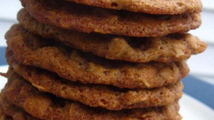 Vancouver Island Cookies