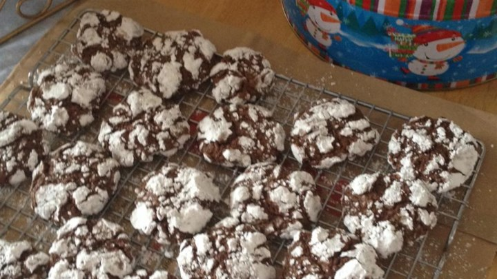 Chocolate Crinkles IV