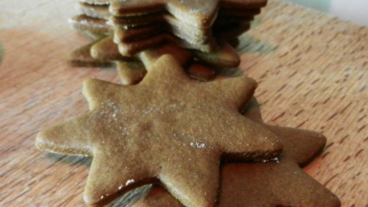 Moravian Ginger Cookies I