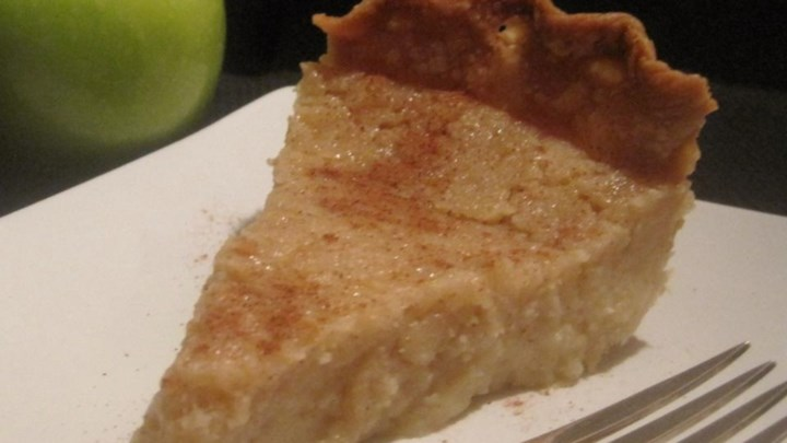 Applesauce Pie Recipe — Dishmaps