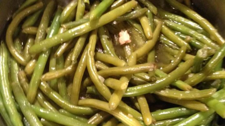Jules' Braised Beans