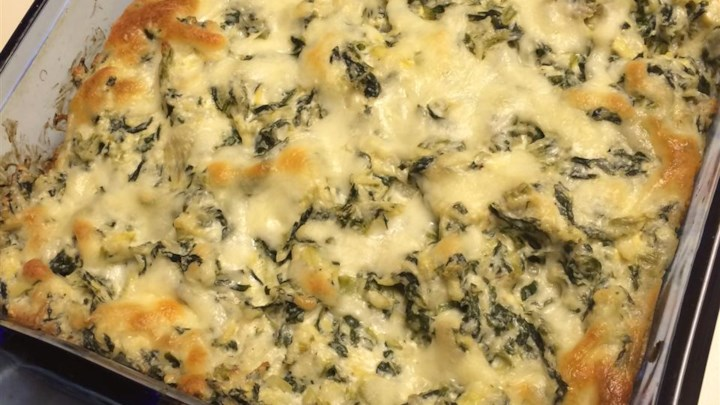 Chef John's Hot Spinach Artichoke Dip