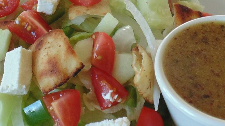 Danielle's Fattoush Salad