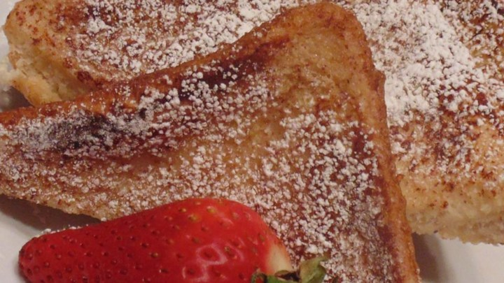 Incredibly Sweet and Aromatic French Toast