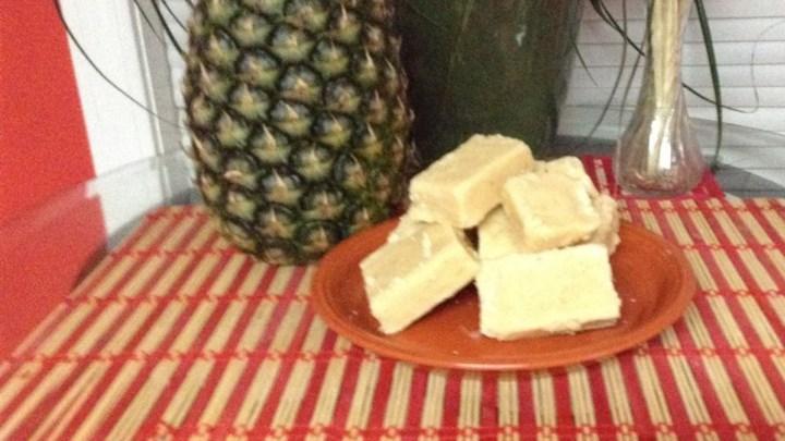 Pineapple Fudge