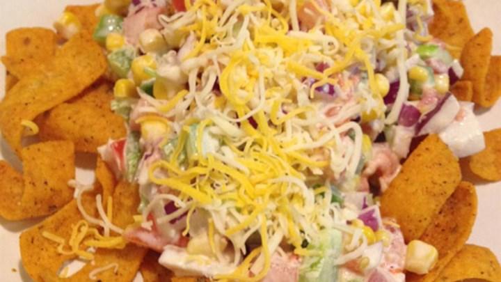 Fritos Corn Frito® Corn Salad