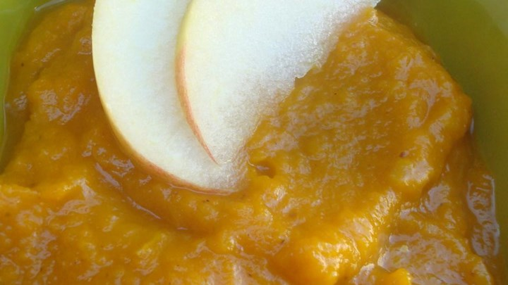 Nancy's Butternut Squash and Apple Soup