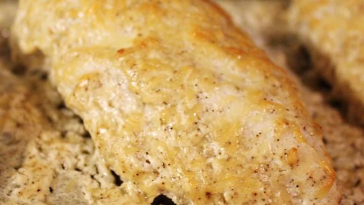 Sweet Sour Cream Baked Chicken