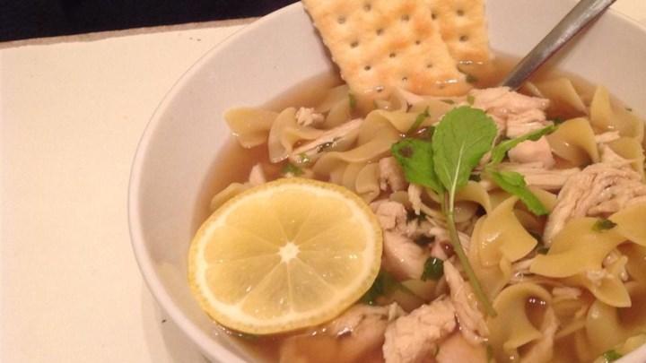 Portuguese Chicken Soup II