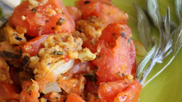Unstuffed Tomatoes