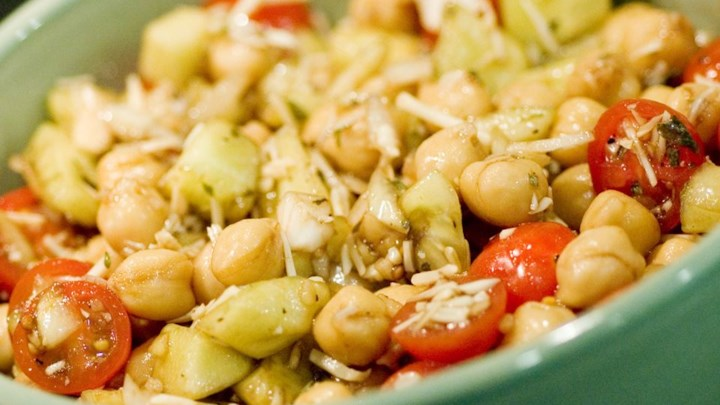 Chickpea Salad II