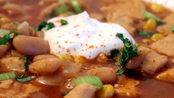 White Bean Chicken Breast Chili