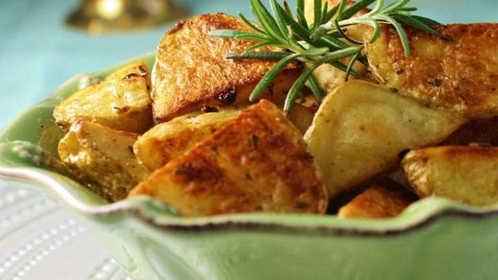Amazing Oven Roasted Potatoes