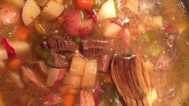 Irish Stew, My Way