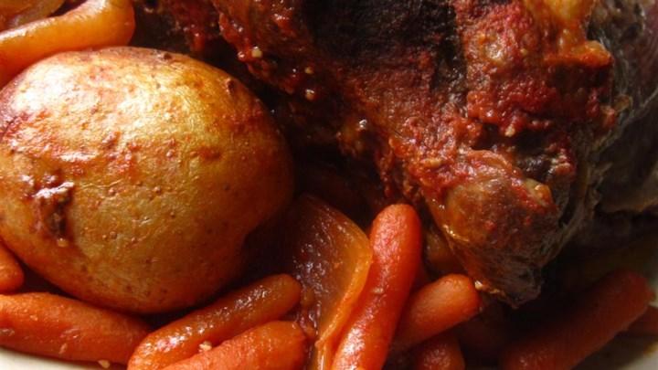 Pork and Vinegar