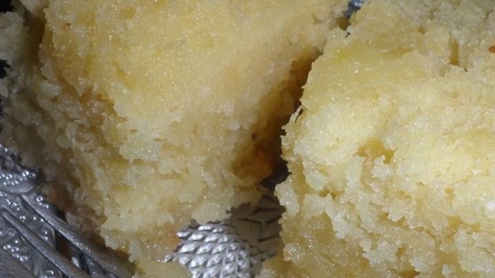 Lite Coconut Cake