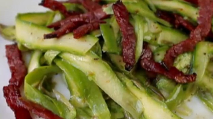 Chef John's Shaved Asparagus Salad