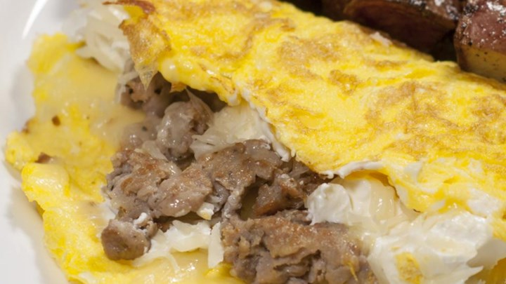 Candice's Lasagna Omelet