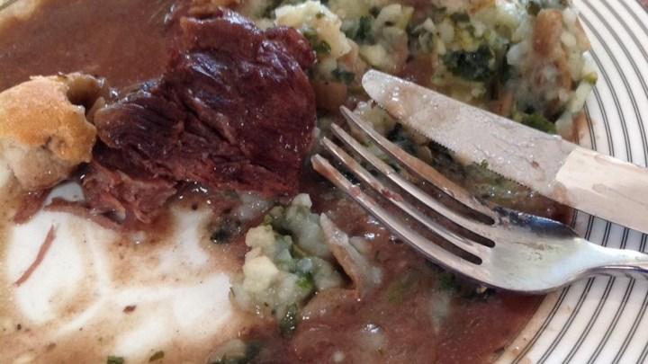 Burgundy Roast Beef
