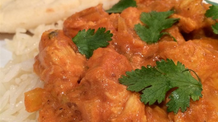 Slow Cooker Butter Chicken Recipe - Allrecipes.com
