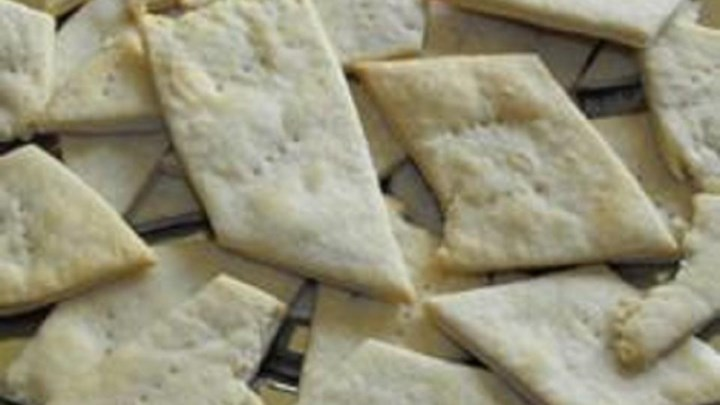 Norwegian Flat Bread (Unleavened Bread)