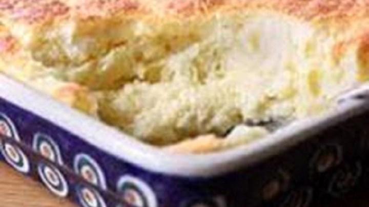 Baked Spoon Bread