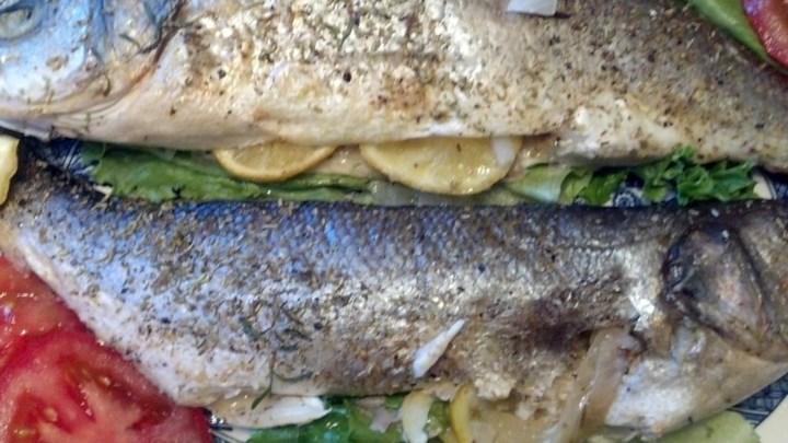 Branzino mediterranean recipe for Branzino fish recipes