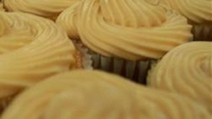 Orange Creamsicle® Frosting
