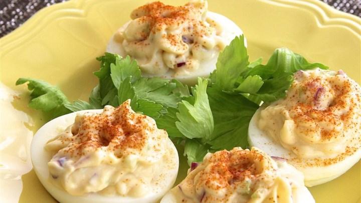 Classic Deviled Eggs - Review by DEYANIRA - Allrecipes.com