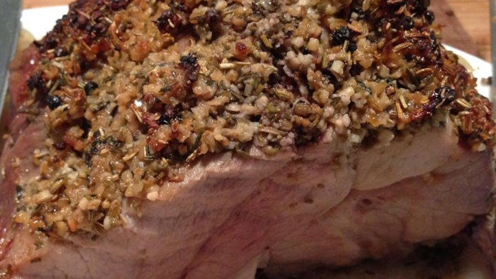 Fennel Seed Spiked Pork Roast