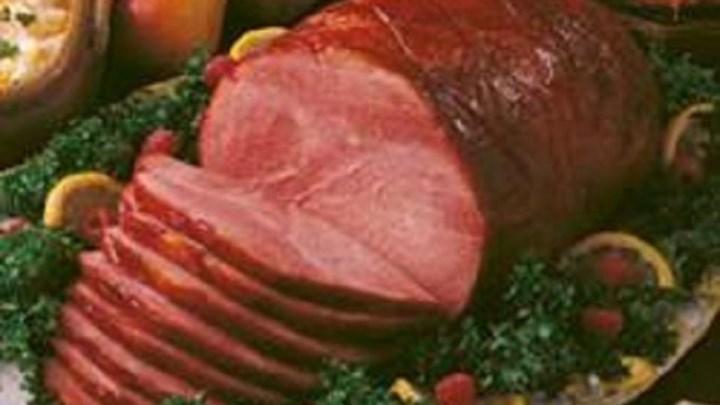 Raspberry Ham Glaze