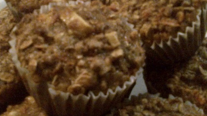 Apple Carrot Muffins