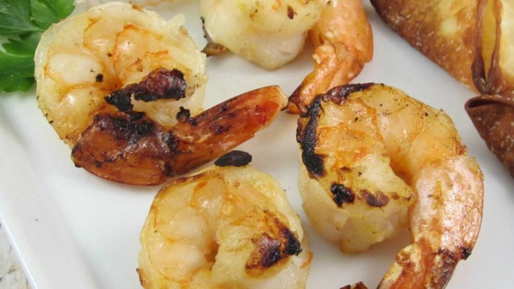 Spicy Sweet Spot Prawn Marinade