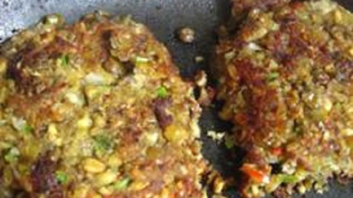 'Meat's Too Expensive!' Vegetarian Burgers