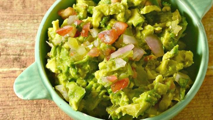 Vitamix® Guacamole Sarah's Way