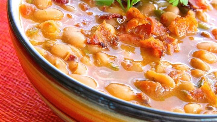 South Texas Borracho Beans