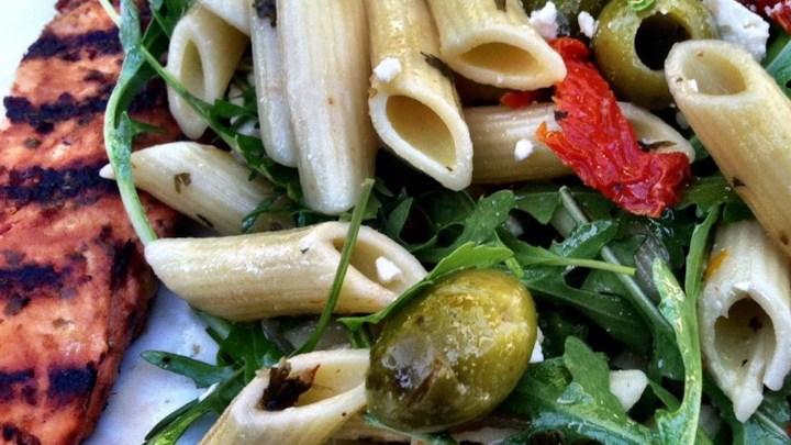 Pantry Pasta Salad