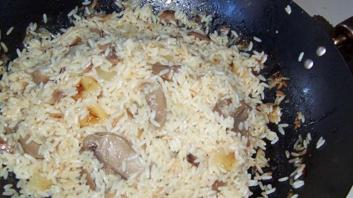 Chickeny Chickeny Rice