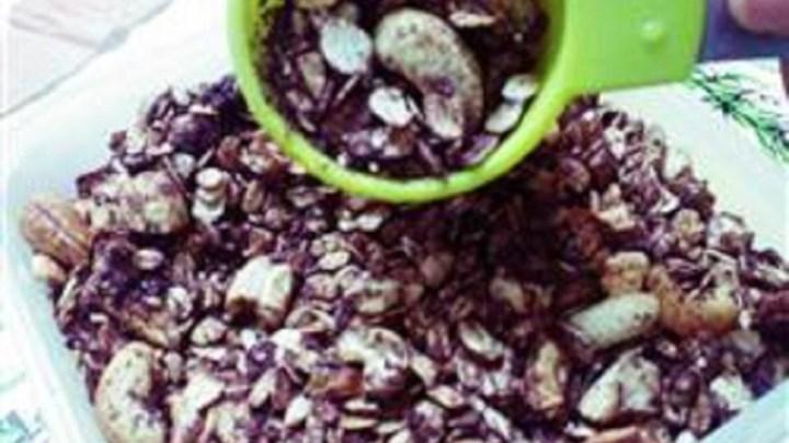 Double Chocolate Granola
