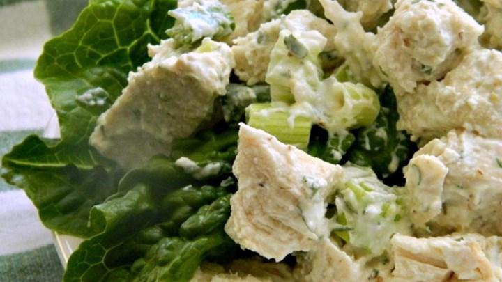 Best Tarragon Chicken Salad