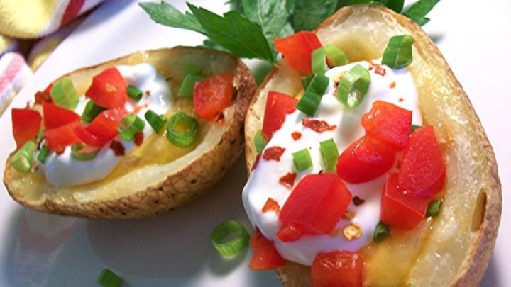 Restaurant-Style Potato Skins