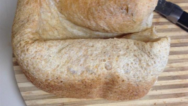Kohlrabi Bread