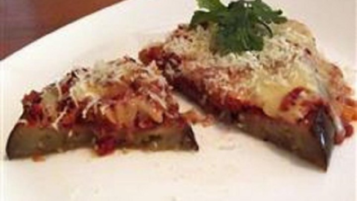 Healthy Eggplant Parmesan (No Frying Required)