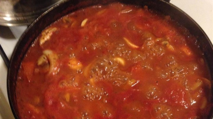 Mom's Best Spaghetti Sauce