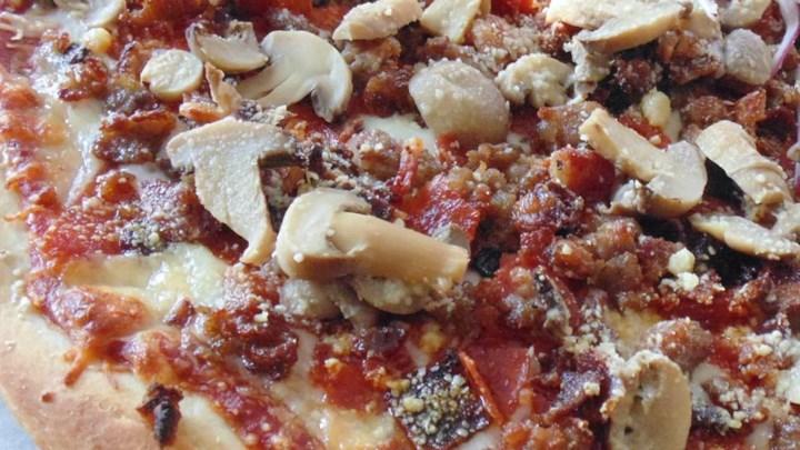 italian feather bread pizza dough recipe. Black Bedroom Furniture Sets. Home Design Ideas