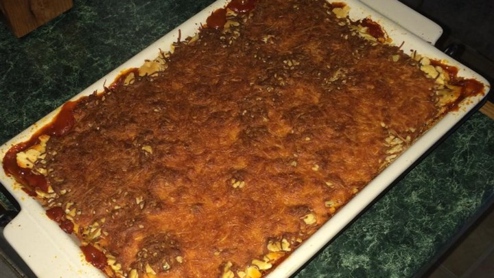 Michele's Ground Beef Casserole