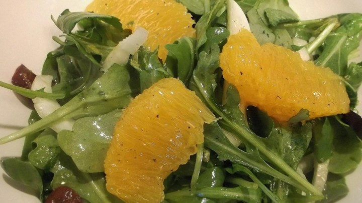 Arugula, Fennel, and Orange Salad - Review by HERRANA - Allrecipes.com